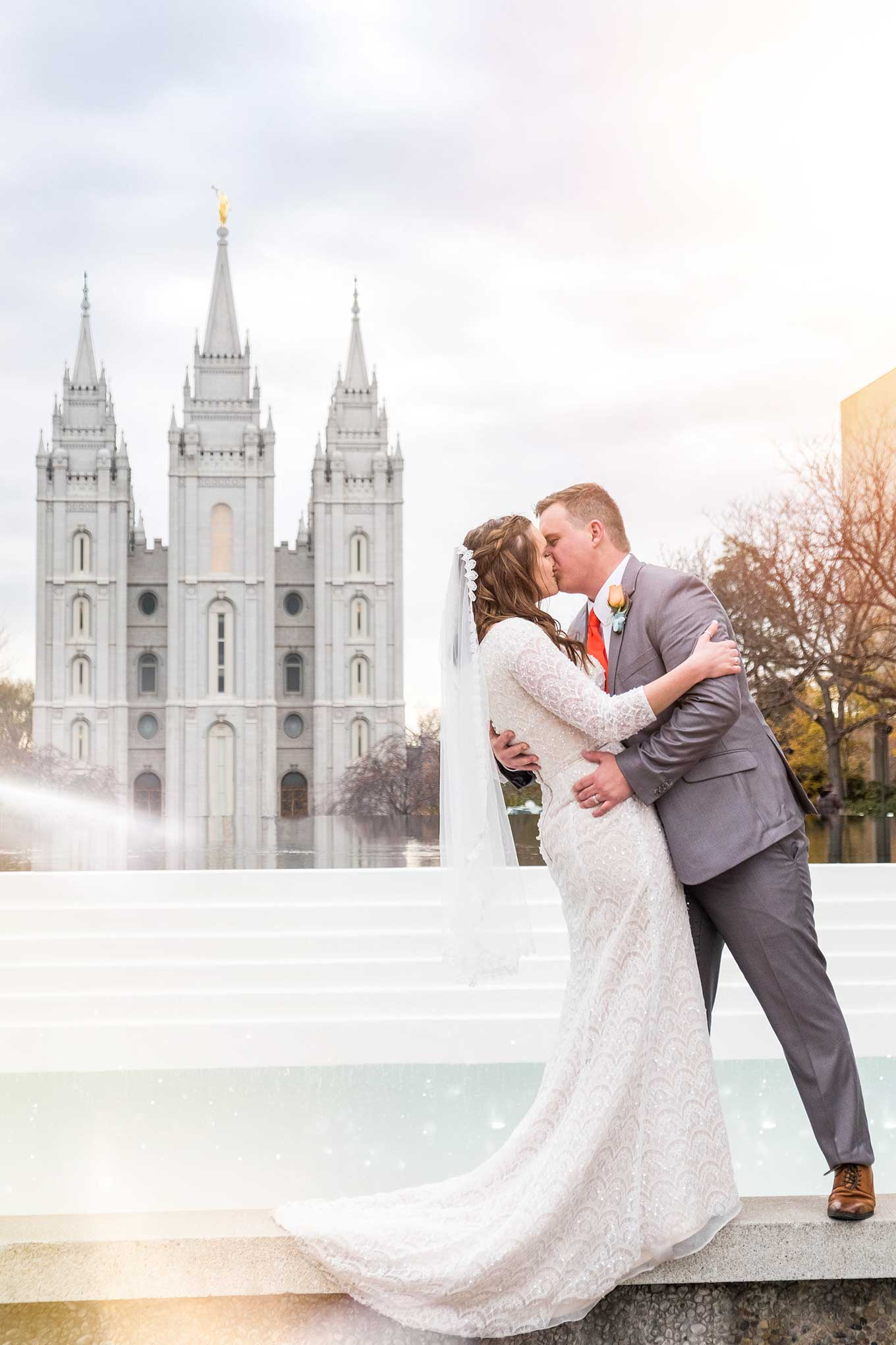 Salt Lake City Utah Wedding photographer Tampa